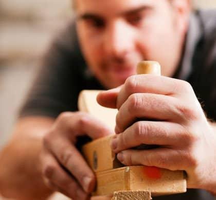 Marco, artigiano. Un amore e una passione da condividere