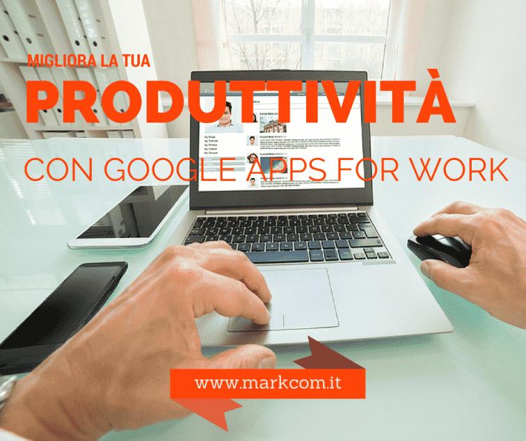 Google Apps per la tua impresa
