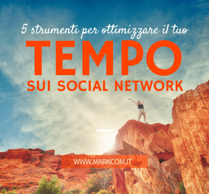 5 strumenti per ottimizzare il tempo sui social network