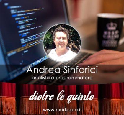 Programmare: intervista ad Andrea Sinforici