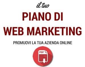 piano di marketing