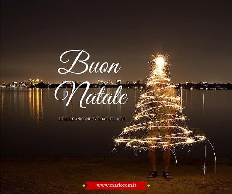 Buon Natale e felice anno nuovo da MarkCom