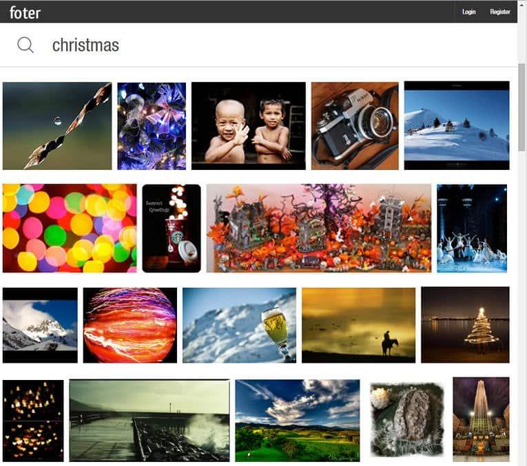 Come cercare immagini per siti web