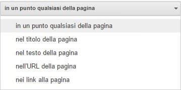 Come cercare con Google nel testo