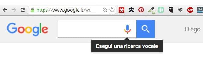 Come cercare con Google - la ricerca vocale