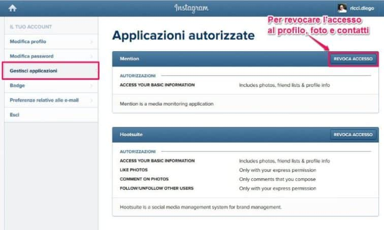 gestione-applicazioni-instagram