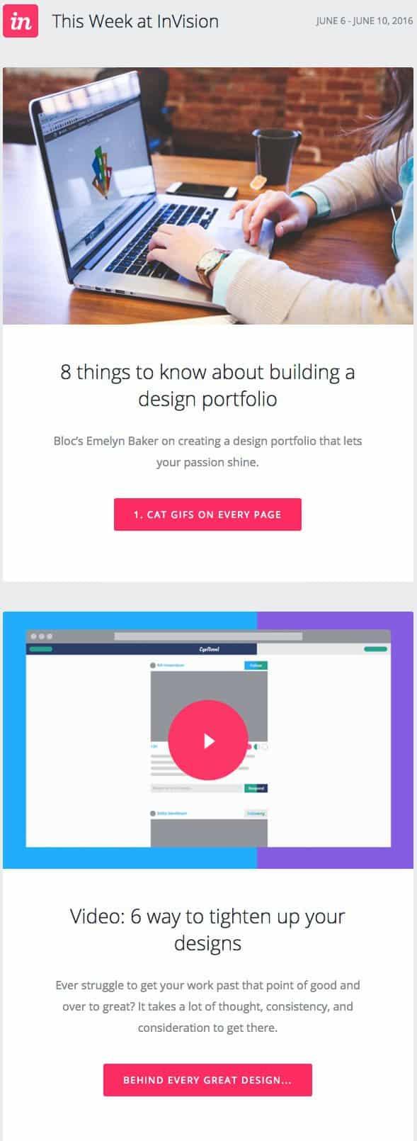 come creare una newsletter