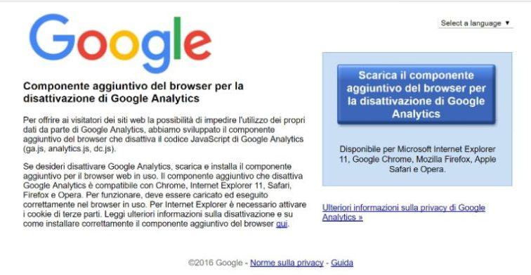 proteggere-privacy-google-disattivare-analytics