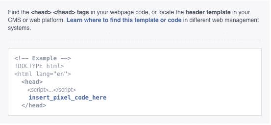 Come aggiungere il Pixel al sito