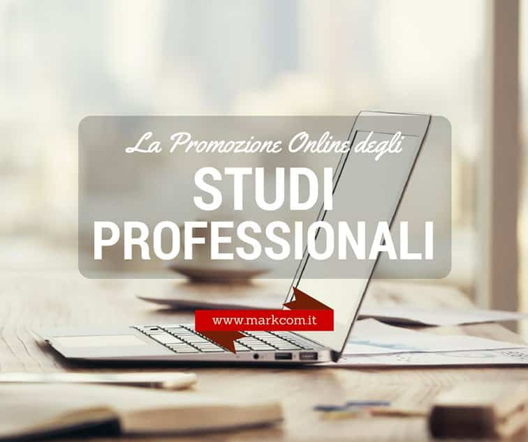 Promozione studi professionali