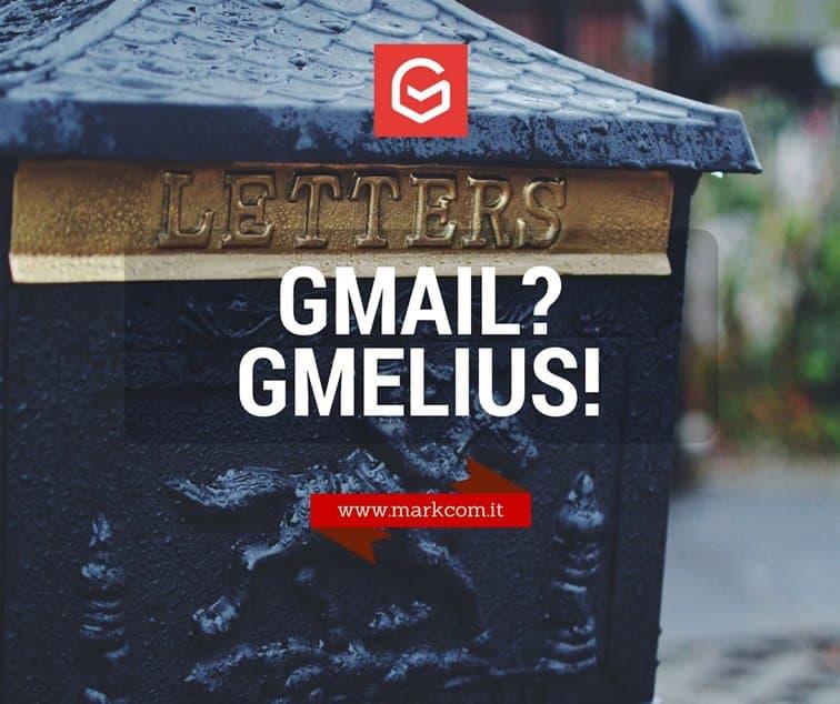 Migliora il tuo account Gmail con Gmelius