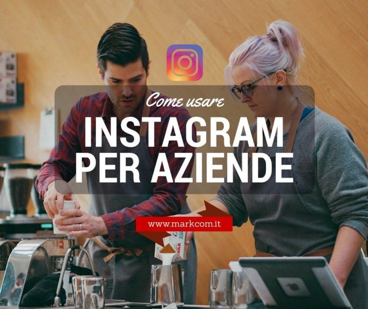 Come creare instagram per le aziende