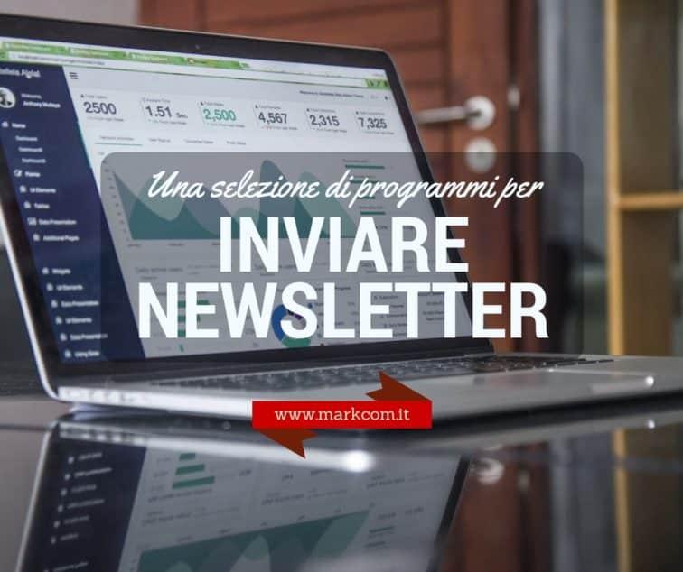 Programmi per inviare le newsletter