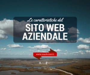 Quali sono le caratteristiche sito web aziendale per piccole e medie imprese?