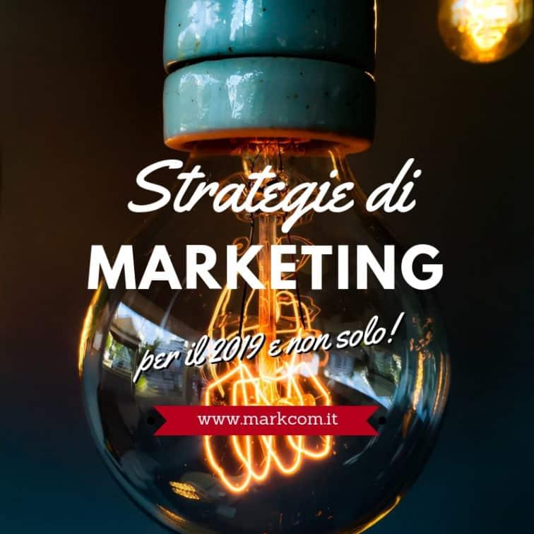 Strategie vincenti di marketing