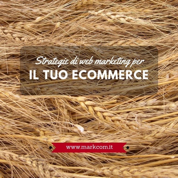 Strategie di web marketing per ecommerce